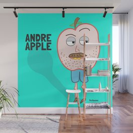 Andre Apple Wall Mural