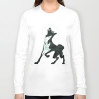 saga Long Sleeve T-shirts featuring Saga of Lord Emil by CanisAlbus