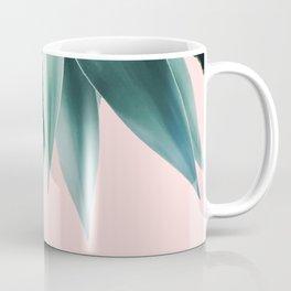 Agave fringe - blush Coffee Mug