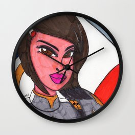 Joan Wall Clock