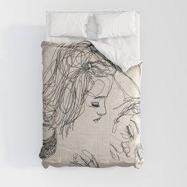 Good morning, I love you. Comforters