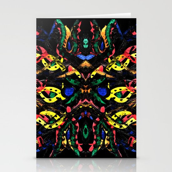 Tribal Shaman Stationery Cards