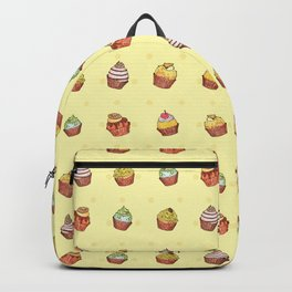 cup cake time! Backpack
