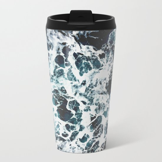 See Sea Metal Travel Mug