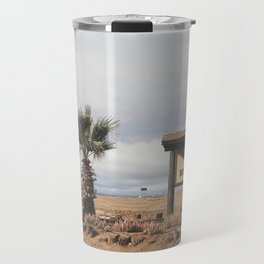 Bombay Beach Travel Mug