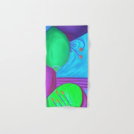 Into the Green 1 Hand & Bath Towel