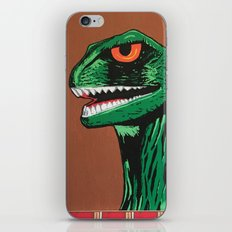 Tiki Monsters Of Mass Destruction iPhone & iPod Skin