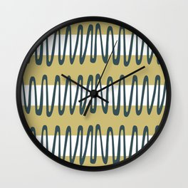 MCM Clappison Wall Clock