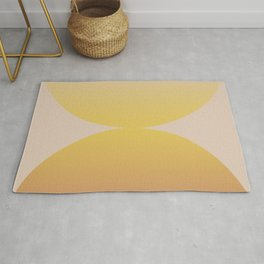 Gradient Abstract Rug