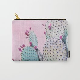 Pink Crush Cactus I Carry-All Pouch