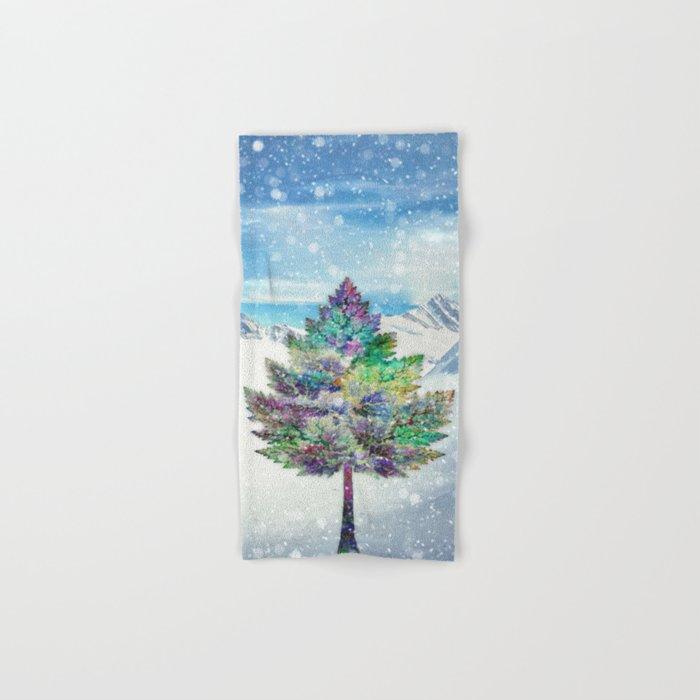 Christmas Hand & Bath Towel