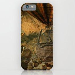 1987 Steampunk iPhone Case