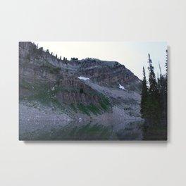 evening at marion lake Metal Print