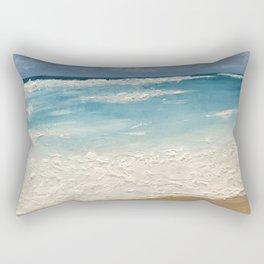 Destin Beach Rectangular Pillow