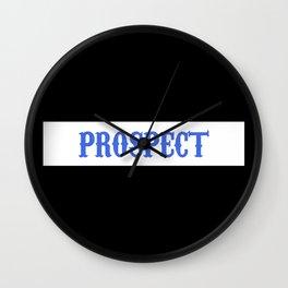 SAMCRO Patch - Prospect Wall Clock