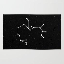 Sagittarius Astrology Star Sign Rug