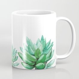 succulent echeveria Coffee Mug