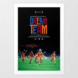 Dream Team Art Print