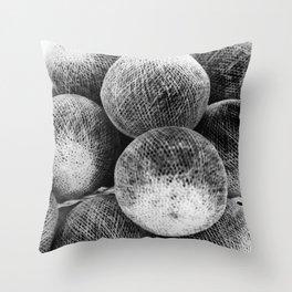 Negative Light No.1 Throw Pillow