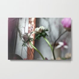 anemone bud #1 Metal Print