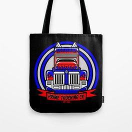 Prime Trucking Co. Tote Bag