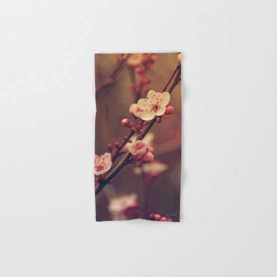 Beauty of Cherry Blossom Hand & Bath Towel