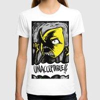 lemongrab T-shirts featuring UNACCEPTABLE!!! by Eevachu