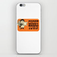 Ghost Town iPhone & iPod Skin