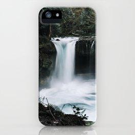 Waterfall Overhaul iPhone Case