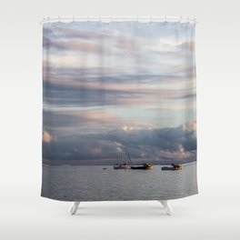 Fishers Shower Curtain