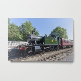5542 at Shenton Metal Print