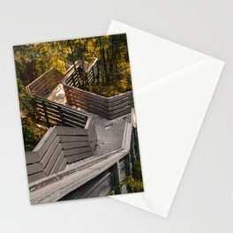 Golden Path Stationery Cards