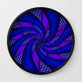 Intertwined.... Wall Clock