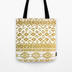 GOLDEN TRIBAL Tote Bag