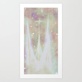 When you know as much as we do, nothing matters. Art Print
