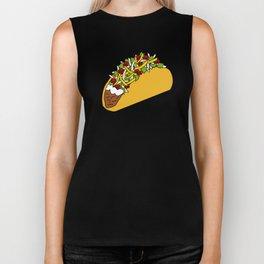 Because Tacos Biker Tank