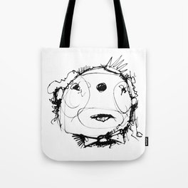 Clowns in Crowns #3 Tote Bag