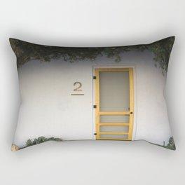 Scenes from Marfa, No. 2 Rectangular Pillow