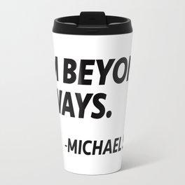 The Office Michael Scott Quote 2 Travel Mug