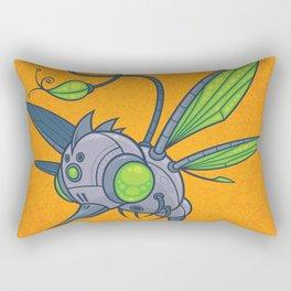 HUMM-BUZZ Rectangular Pillow