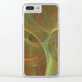 Embryonic Clear iPhone Case
