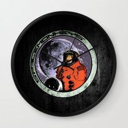 Space Monkeys Wall Clock