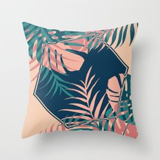 Tropical Dreams #society6 #decor #buyart Throw Pillow