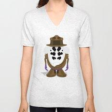 Mr Potato R. Unisex V-Neck