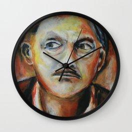 Karel Kryl Wall Clock