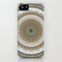 Lone Star iPhone Case