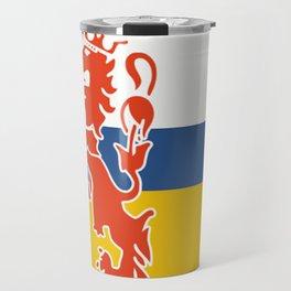 Flag of Dutch Limburg Travel Mug