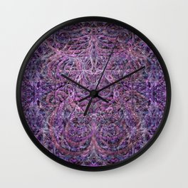 Harmonic Resonance Wall Clock