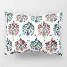 Fish geometric pattern Pillow Sham