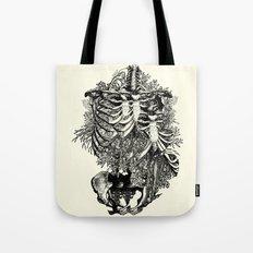 Nest III Tote Bag